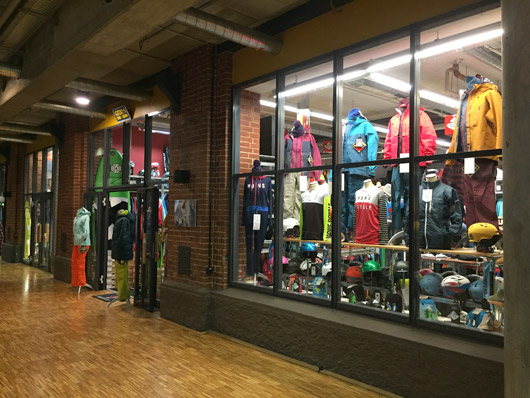 Guidos Sport Shop in Esslingen im Dick Areal