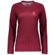 Scott Trail 20 W`s Langarm-Shirt tibetan red