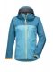 Pyua Gorge Jacket Women  18/19 midnight blue/niagara blue