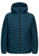 Peak Performance Frost Down Hood Herren 18/19 salute blue
