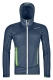 Ortovox Fleece Hoody Herren 19/20 night blue